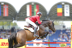 Ahlmann Christian, (GER), Taloubet Z<br /> Team Competition round 1 and Individual Competition round 1<br /> FEI European Championships - Aachen 2015<br /> &copy; Hippo Foto - Stefan Lafrentz<br /> 19/08/15