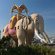Lucy the Elephant, a landmark in Margate, NJ