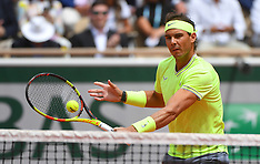 French Open - Day 2 - 27 May 2019