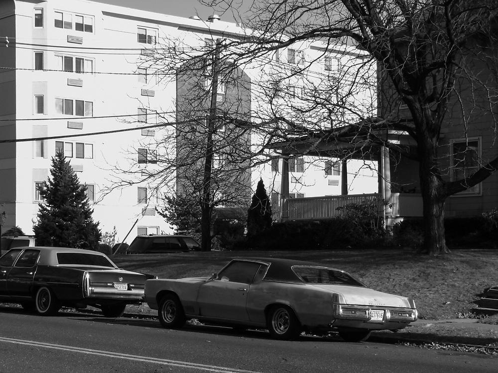 Pontiac Le mans and caddy Prospect Av. Hackensack, NJ