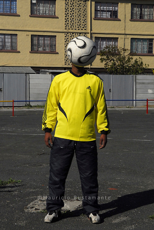 Street Soccer.District Six