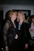 Jo Apted and Debbie Moore, UK Premiere of Amazing Grace. Curzon Mayfair. Afterparty at the Mirabelle. London. 19 March 2007. -DO NOT ARCHIVE-© Copyright Photograph by Dafydd Jones. 248 Clapham Rd. London SW9 0PZ. Tel 0207 820 0771. www.dafjones.com.