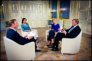 INTERVIEW MAXIMA EN WILLEM ALEXANDER