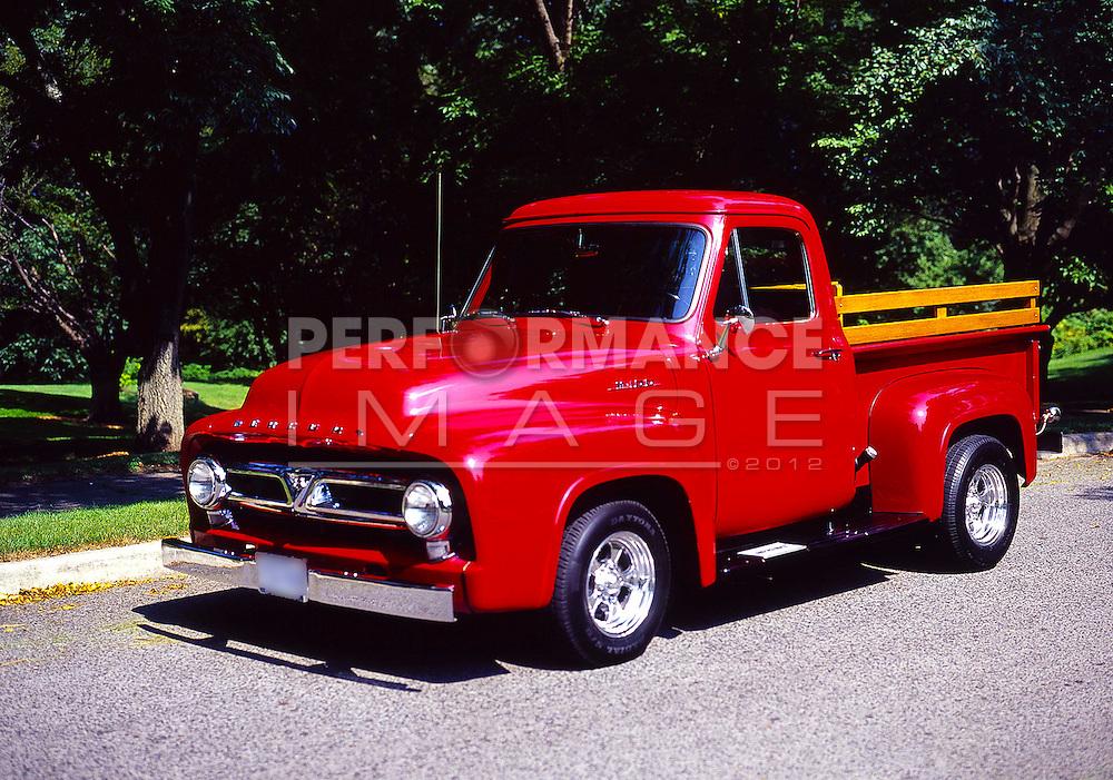 1953 Ford Mercury M-100 Pick Up Truck