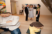 RODMAN PRIMACK; DOWAGER VISCOUNTESS ROTHERMERE, Korean Eye Dinner  hosted by The Dowager Viscountess Rothermere and Simon De Pury.Sponsored by CJ, Korean Food Globalization Team, Hino Consulting and Visit Korea Committee. Phillips de Pury Space, Saatchi Gallery.  Sloane Sq. London. 2 July 2009.