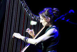 May 4, 2018 - Italy - Micol during her ''Arpa Rock Tour'' in concert at Auditorium Parco della Musica. (Credit Image: © Daniela Franceschelli/Pacific Press via ZUMA Wire)