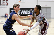 November 14, 2017: The University of Central Oklahoma Bronchos play against the Oklahoma Christian University Eagles in the Eagles Nest on the campus of Oklahoma Christian University.