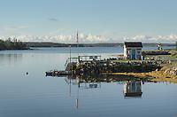 Boat dock Nova Scotia