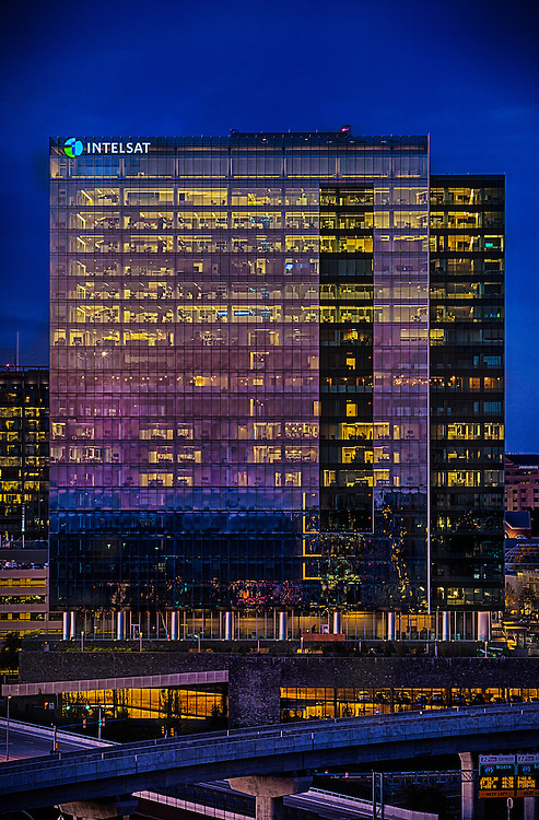 INtelsat corporate headquarters in Mclean virginia