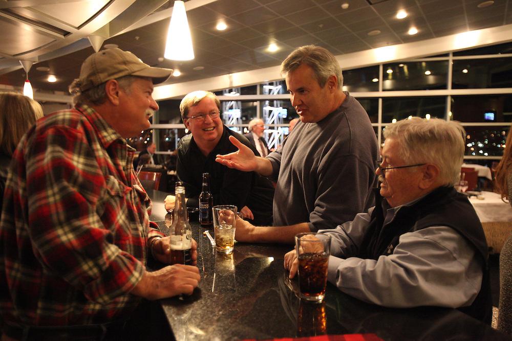 Ed Reinke Memorial Friday, Nov. 11, 2011. Photo by Jonathan Palmer
