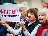 Women for Trump Rally in Des Moines