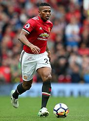 Luis Antonio Valencia of Manchester United - Mandatory by-line: Matt McNulty/JMP - 17/09/2017 - FOOTBALL - Old Trafford - Manchester, England - Manchester United v Everton - Premier League