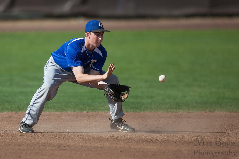 Rowan University Baseball hosts Elizabethtown College on Tuesday April 17, 2012 in Glassboro, NJ. (photo / Mat Boyle)