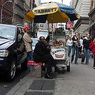 New York , Soho street life  New York - United States