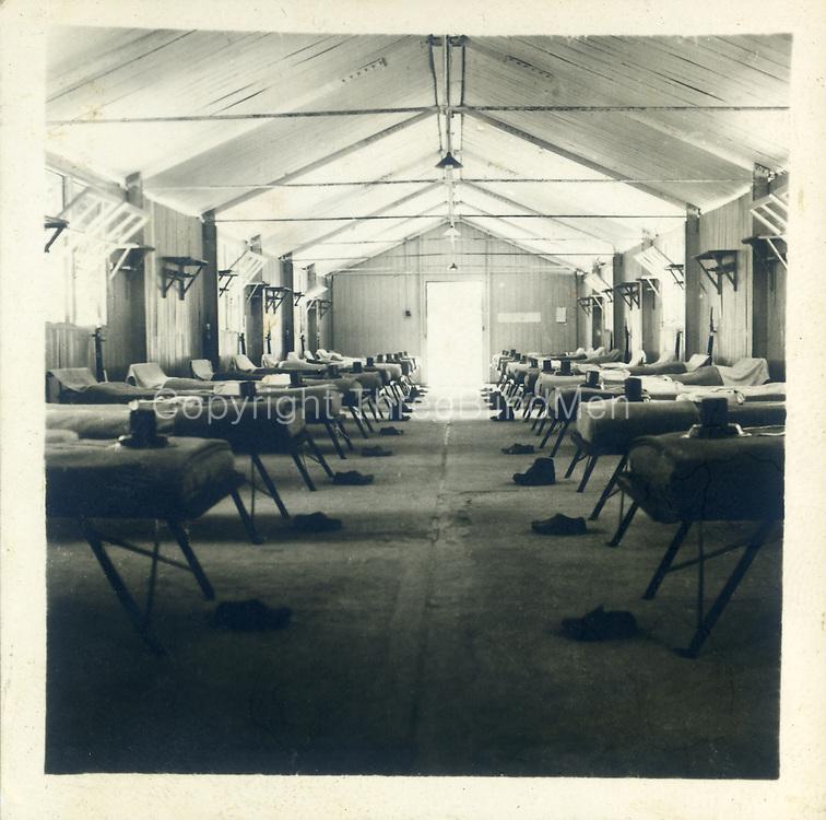 Artillery Volunteers at Diyatalawa Camp.<br /> Ceylon. 1953