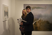 NAT BAILEY; AMELIA EDMONDSON; , Behind the Silence. private view  an exhibition of work by Paul Benney and Simon Edmondson. Serena Morton's Gallery, Ladbroke Grove, W10.  4 November 2015.