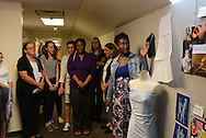 Design Institute 2016.<br /> 4-h youth and Adult Volunteer/project leaders and FCS-4-H Extension Educators. Participated in activities around fashion design and production.