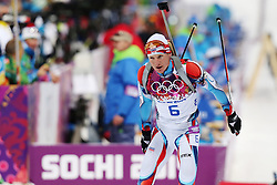 The XXII Winter Olympic Games 2014 in Sotchi, Olympics, Olympische Winterspiele Sotschi 2014<br /> Ondrej MORAVEC (CZE)
