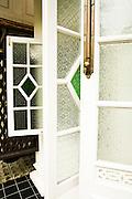 Clove Hall window frames.