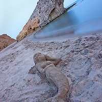 Alberto Carrera, Mónsul Beach, Cabo de Gata-Níjar Natural Park, Biosphere Reserve, Almería, Andalucia, Spain, Europe