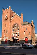 Covellite Theatre, Butte, Montana, uptown