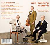 MidCentury Modern CD Cover