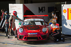 July 28, 2018 - Sao Paulo, Sao Paulo, Brazil - 5th stage of the 2018 Brazilian Porsche GT3 Cup championship at Interlagos circuit. The race in doubles was 300 kilometers long, with almost 3 hours. (Credit Image: © Paulo Lopes via ZUMA Wire)