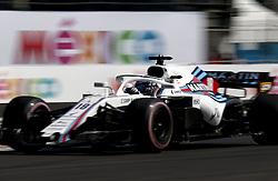 October 26, 2018 - Mexico-City, Mexico - Motorsports: FIA Formula One World Championship 2018, Grand Prix of Mexico, .#18 Lance Stroll (CAN, Williams Martini Racing) (Credit Image: © Hoch Zwei via ZUMA Wire)