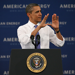 President Obama Visit: 02-23-12