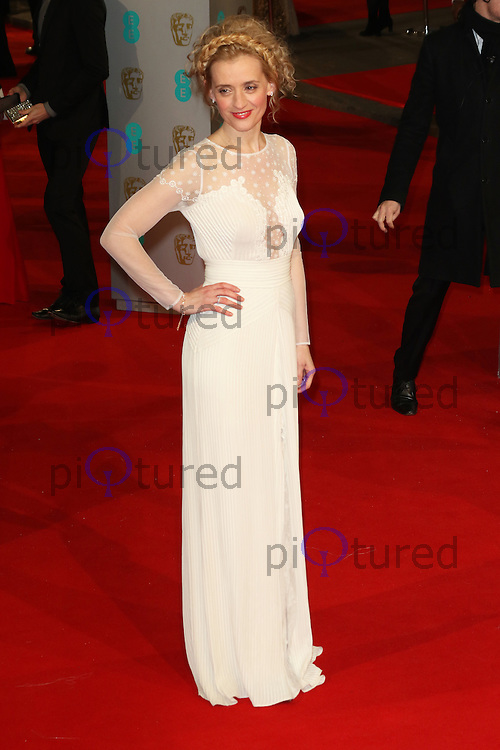Anne-Marie Duff, EE British Academy Film Awards (BAFTAs), Royal Opera House Covent Garden, London UK, 08 February 2015, Photo by Richard Goldschmidt