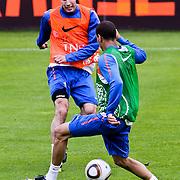AUS/Seefeld/20100529 - Training NL Elftal WK 2010, Robin van Persie
