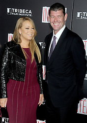 Mariah Carey and James Packer attending The Intern premiere at Ziegfeld Theater in New York City, NY, USA, on September 21, 2015. Photo by Dennis van Tine/ABACAPRESS.COM  | 516660_036 New York City Etats-Unis United States
