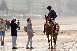Criel Ludwig, Criel Yasmine, Bruynseels Niels, BEL, Utamaro D Ecaussines<br /> Jumping International de La Baule 2019<br /> <br /> 18/05/2019