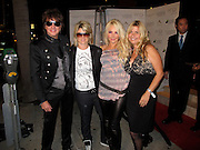 Richie Sambora and Nikki Lund..Los Angeles Fashion Week Spring/Summer 2011- WTB Collection..White Trash Beautiful Fashion Show by Richie Sambora and Nikki Lund Post Party.