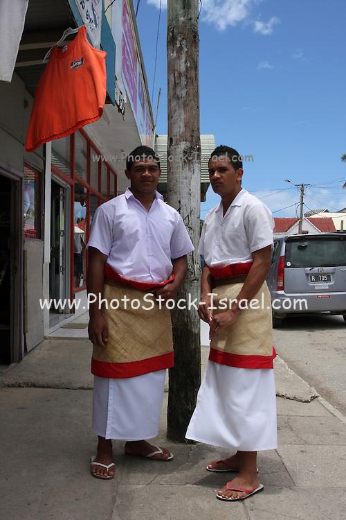 Tonga Mormons