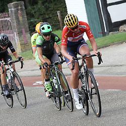 02-09-2017: Wielrennen: Boels Ladies Tour: Vaals: Chantal Blaak