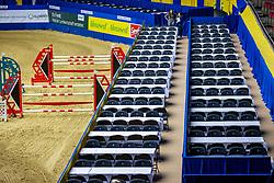 Ghost Show Dortmund<br /> Impressions and overview Westfalenhalle<br /> Dortmund - Signal Iduna Cup 2020 2020<br /> © Hippo Foto - Stefan Lafrentz<br /> 12/03/2020