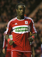 Picture by Paul Gaythorpe/Focus Images Ltd +447771 871632.26/12/2012.Marvin Emnes of Middlesbrough during the npower Championship match at the Riverside Stadium, Middlesbrough.