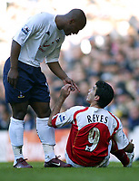 13/11/2004 - FA Barclays Premiership - Tottenham Hotspur v Arsenal - White Hart Lane<br />