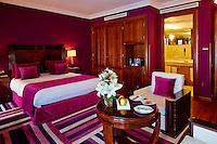 Maroc, Casablanca, hotel Spa Le Doge, Relais et Chateaux, chambre Scott Fitzgerald // Morocco, Casablanca, Le Doge Hotel and Spa, Relais et Chateaux group, Scott Fitzgerald room