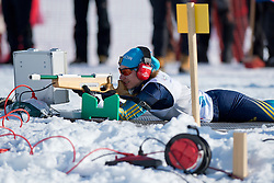 , UKR, Biathlon Pursuit, 2015 IPC Nordic and Biathlon World Cup Finals, Surnadal, Norway