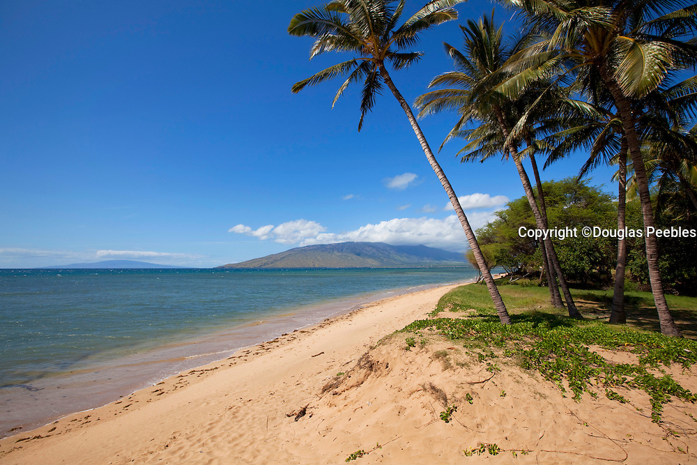Kalama Beach, Kihei, Maui, Hawaii
