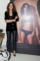 Spanish Model Mar Saura attends a photocall as the new face of Selmark at the Circulo de Bellas Artes, December 4, 2012 in Madrid, Spain. Photo by Oscar Gonzalez / i-Images...SPAIN OUT