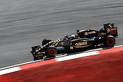 March 27-29, 2015: Malaysian Grand Prix - Romain Grosjean (FRA), Lotus