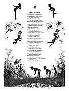 Fairy Games (illustrated poem).