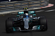 Valtteri Bottas of Mercedes AMG Petronas during the practice session for the 2017 Monaco Formula One Grand Prix at the Circuit de Monaco, Monte Carlo<br /> Picture by EXPA Pictures/Focus Images Ltd 07814482222<br /> 25/05/2017<br /> *** UK &amp; IRELAND ONLY ***<br /> <br /> EXPA-EIB-170525-0206.jpg