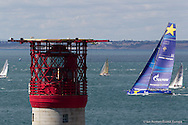 ENGLAND, Cowes, 11th August  2013. Rolex Fastnet Race.