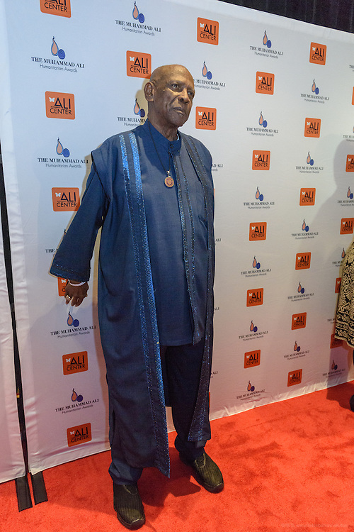 Academy Award-winning actor and humanitarian Louis Gossett Jr. on the red carpet at the fourth annual Muhammad Ali Humanitarian Awards Saturday, Sept. 17, 2016 at the Marriott Hotel in Louisville, Ky. (Photo by Brian Bohannon for the Muhammad Ali Center)