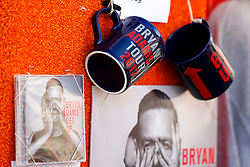 Bryan Adams merchandise on sale at Sixways Stadium - Mandatory by-line: Matt McNulty/JMP - 14/07/2017 - Sixways Stadium - Worcester, England