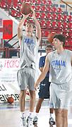 PORTO SAN GIORGIO<br /> GIUGNO 2003<br /> ALLENAMENTI NAZIONALE ITALIANA<br /> NELLA FOTO: MATTEO MALAVENTURA<br /> FOTO CIAMILLO